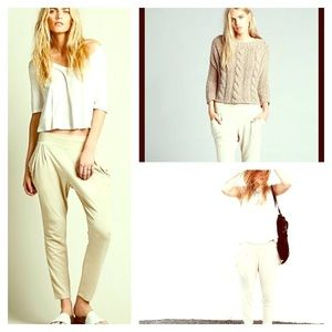 Free People Pants - Free People NWT Culottes