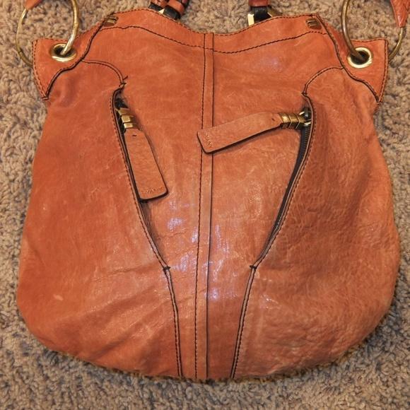 79% off OrYany Handbags - RESERVED OrYANY Gwen Leather BOHO Hobo ...