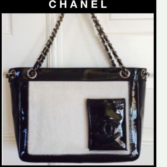 7e06f32853e8ac CHANEL Bags | Flash Sale Beautiful Authentic Tote | Poshmark