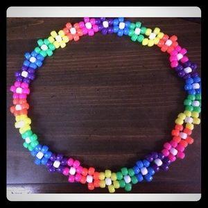 Accessories - Kandi Flower Headband
