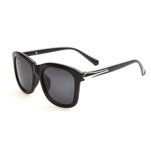 Accessories - Sunglasses black oversized summer glasses