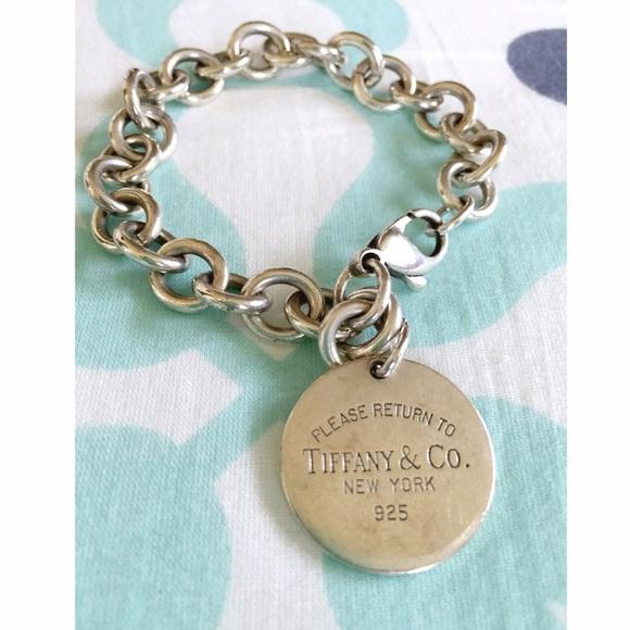 2eaf5f8f2937 Flash Sale! Tiffany   Co Bracelet. M 555f6b81522b45354400270f