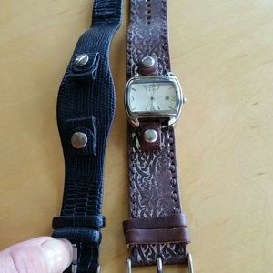 Watch Bands: Shop Watch Straps & Bands for Women - Fossil