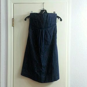 Strapless Lilly Pulitzer Eyelet Dress