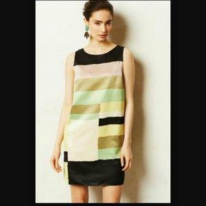 Tableau Shift Dress