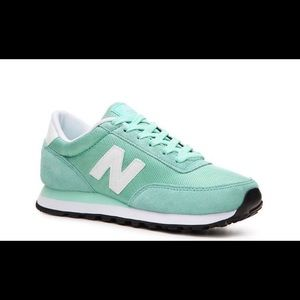 New Balance Sneakers New in Box 8.5 Mint Color