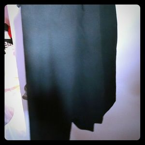 Work Maternity black skirt