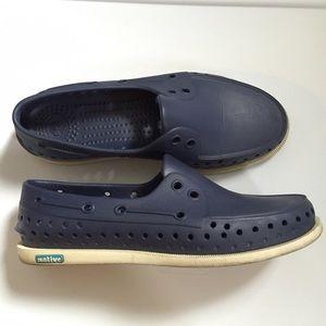 Native  Shoes - Howard Blue Native shoes