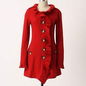 Anthropologie Charlie & Robin coat