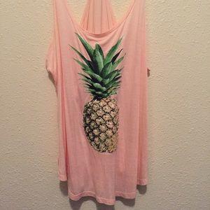 Tops - Pineapple top