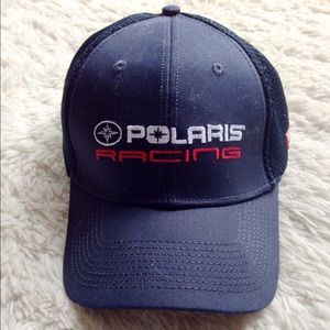 96977974a5532 Polaris Accessories - NWOT Polaris Racing hat