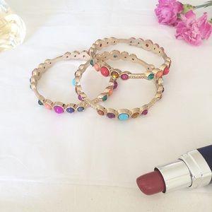 Boutique • 3 Bangle Bracelets
