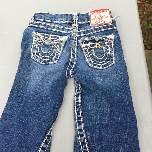 061f0094f4 True religion brand kids jeans size 5. M 5560740144adba7349002d5b