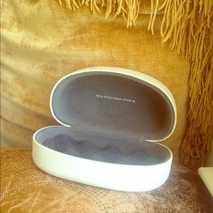 Balenciaga Sunglasses Case (Authentic)