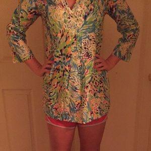 NWT Sarasota tunic