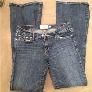 Abercrombie jeans size 2