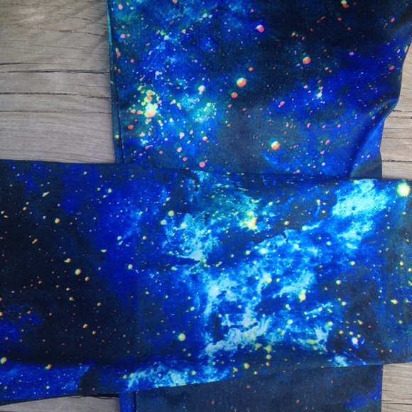 Unknown - Awesome Nebula/Galaxy/Space Leggings from ...
