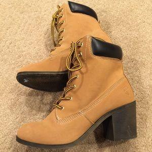 016f210990d ROCK & CANDY by ZiGi high heel hiking, worn once