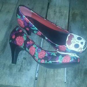 T.u.k. kitten heels