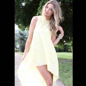 Sabo Skirt Long Tail Dress