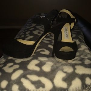 Authentic Jimmy Choo Heels