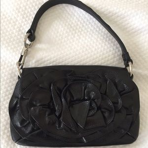 Yves Saint Laurent (YSL) small black bag