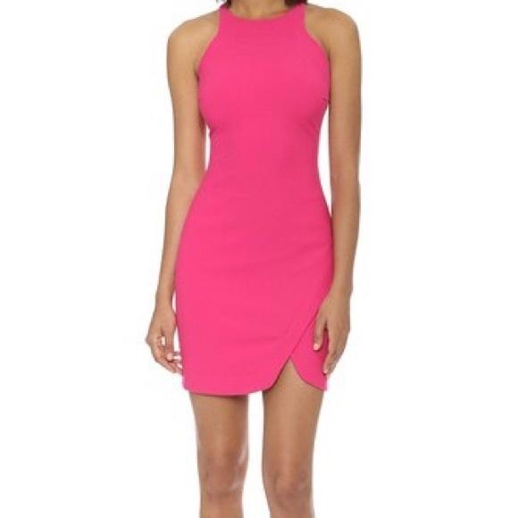 6bf0992573 Elizabeth and James Dresses   Skirts - Elizabeth and James Bardot Fitted  Mini Dress SZ 10