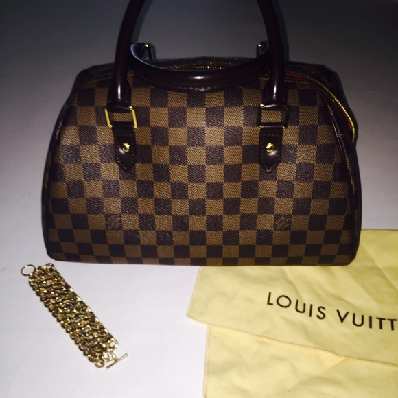 Louis Vuitton Handbags - Louis Vuitton canvas Ribera mm