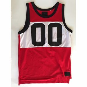 On The Byas Jersey / Tank Top