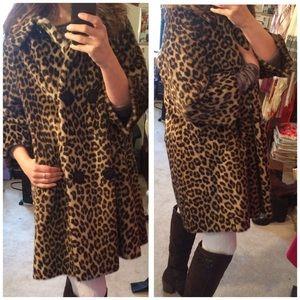 cea595d9b9c6 Kilimanjaro Jackets & Coats - 🎀Kilimanjaro Vintage Leopard Coat