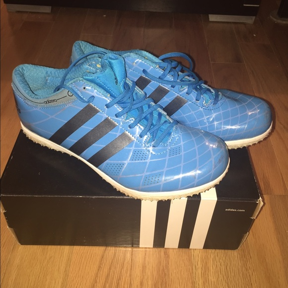 new product 10d7d 08317 Adidas Shoes - Adidas Adizero high jump spikes