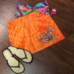 Boutique Dresses & Skirts - 🌺️ADORABLE SWIMSUIT COVERUP SKIRT🌺