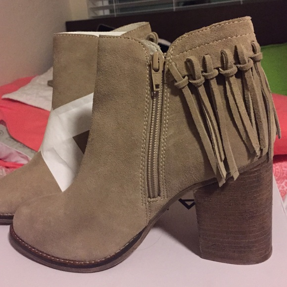 Aldo Shoes | Aldo Nude Boots With