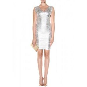 "Herve leger ""Karisma"" xs bandage dress"