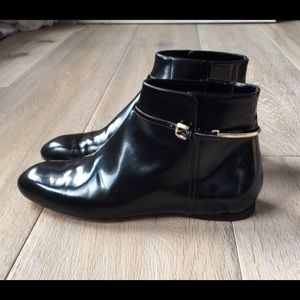 Nina Ricci Leather Boots ApSarBynI