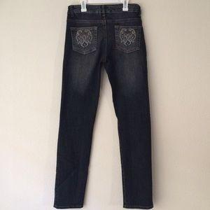 Boutique Denim - Embroidered Jeans Bundle Lot 70's