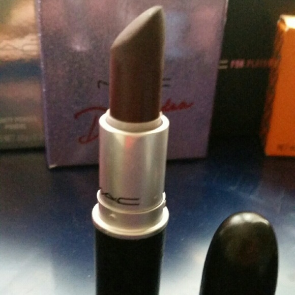 MAC Cosmetics - MAC Prince Noir from Carly's closet on ... Mac Lipstick Prince Noir