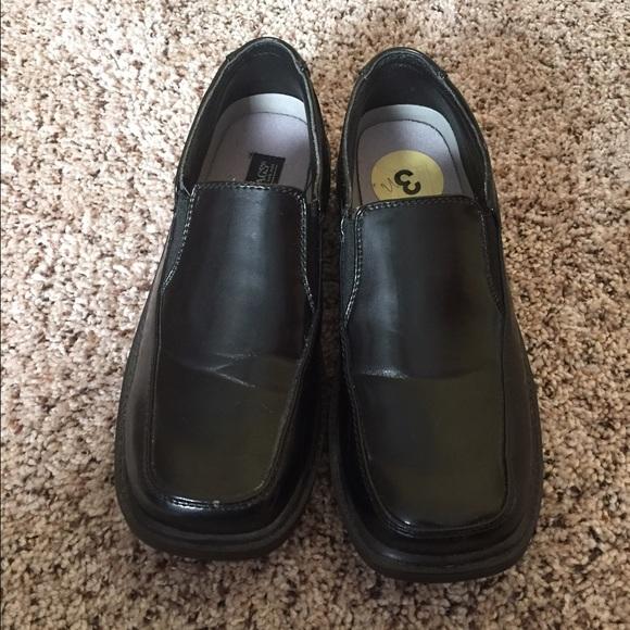 30d71f7b9419 Children s black dress shoes