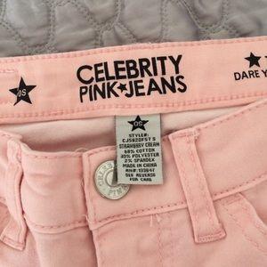 Celebrity pink jeans- pink skinny jeans