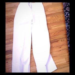 Marc Jacobs Collection White Sailor Pants Size 10