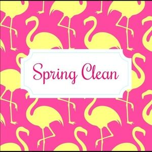 MAKE ME OFFERS.....SPRING CLEANING