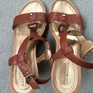 Rockport Shoes - Rock port Sandal Wedges!