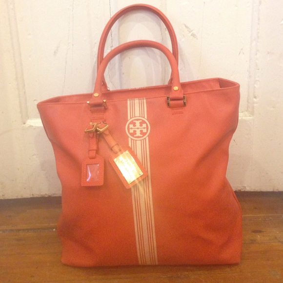 641ad67d5287 RARE TORY BURCH Madison Ave Tote