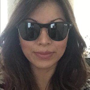 Sunglasses Ray Highstreet Clubmaster Ban Oversized MVUzSp