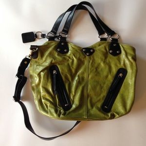 Ellington bag.