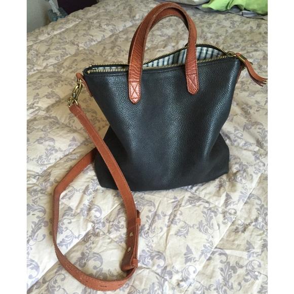 2eb6ffd531e1 Madewell Handbags - Madewell Mini Transport Crossbody