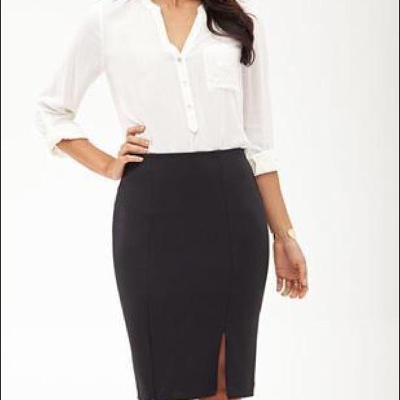 50 dresses skirts beautiful classic black pencil