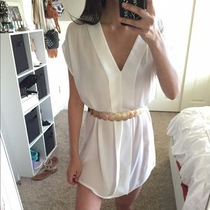 NWT White Tunic