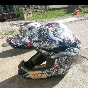 Helmet, used for sale