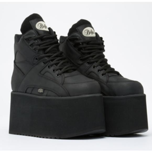 cheap attractive price look for Buffalo David Bitton Shoes | Buffalo X Solestruck High Platform ...